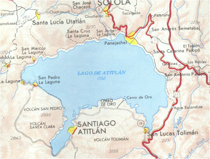 Lago Atitlan Friends and Links